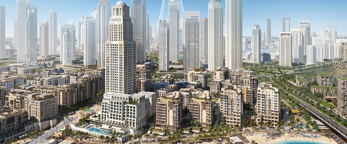 Vida Residences at Creek Beach by Emaar