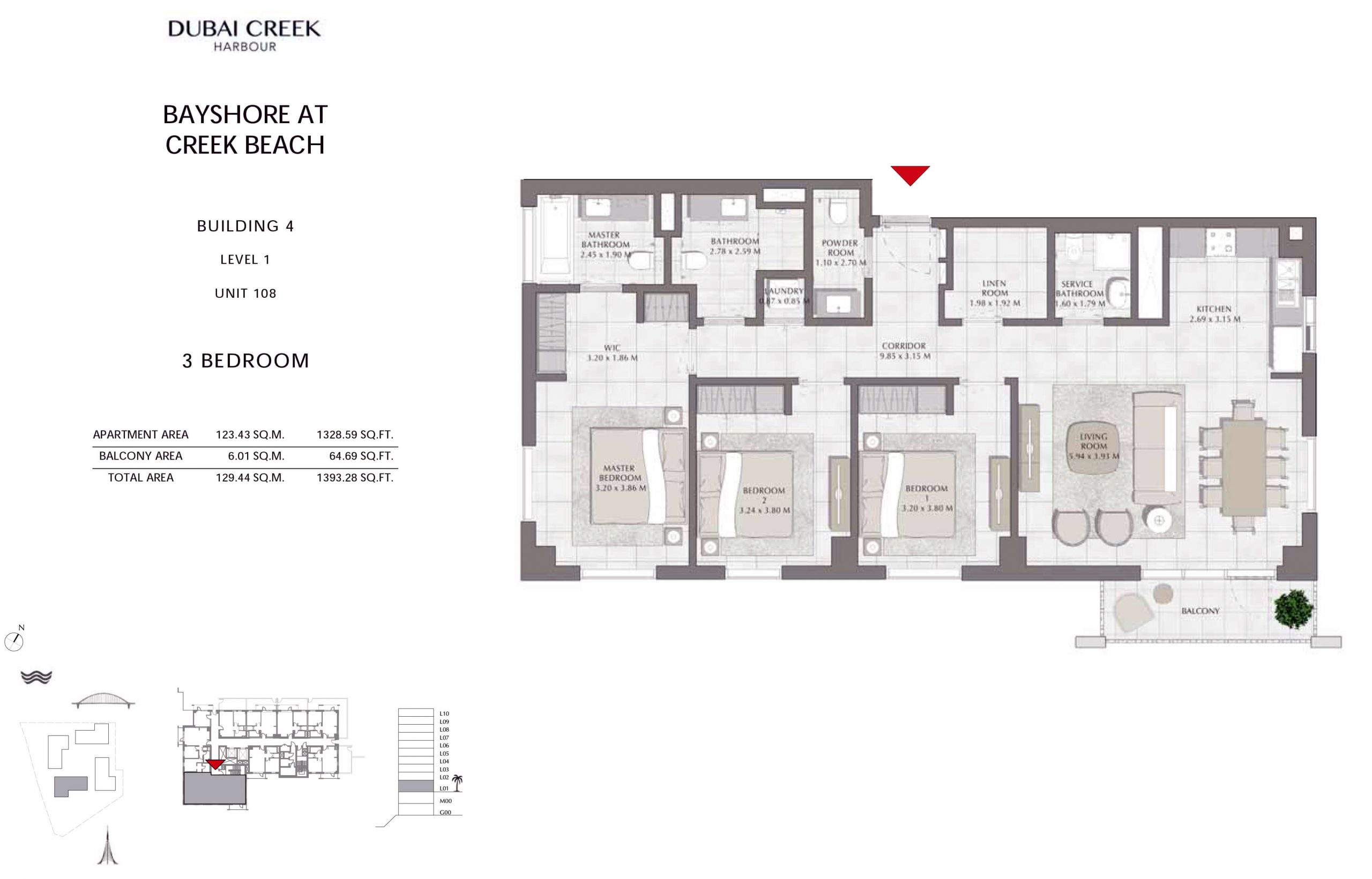 3 BEDROOM bayshore-floor-plan-5