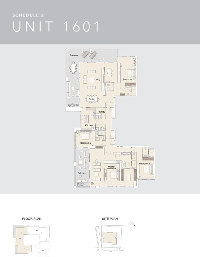 DT1 Luxury Apartments
