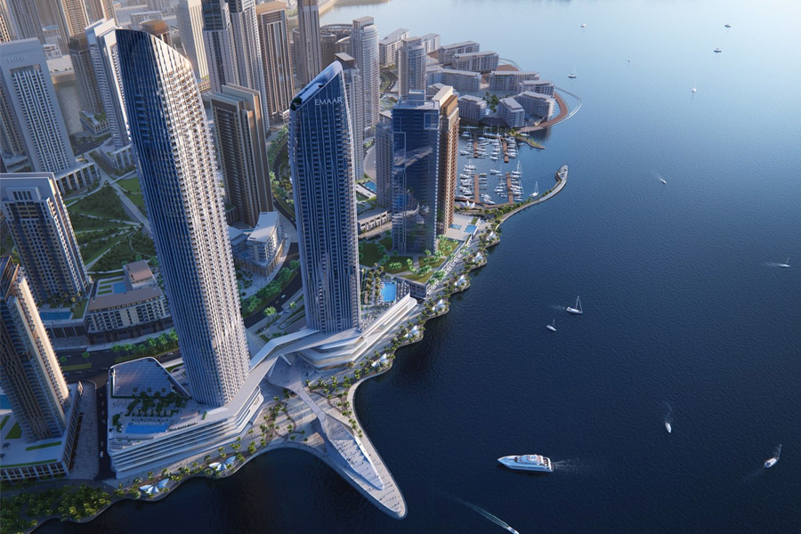 Address Harbour Point at Dubai Creek Harbour
