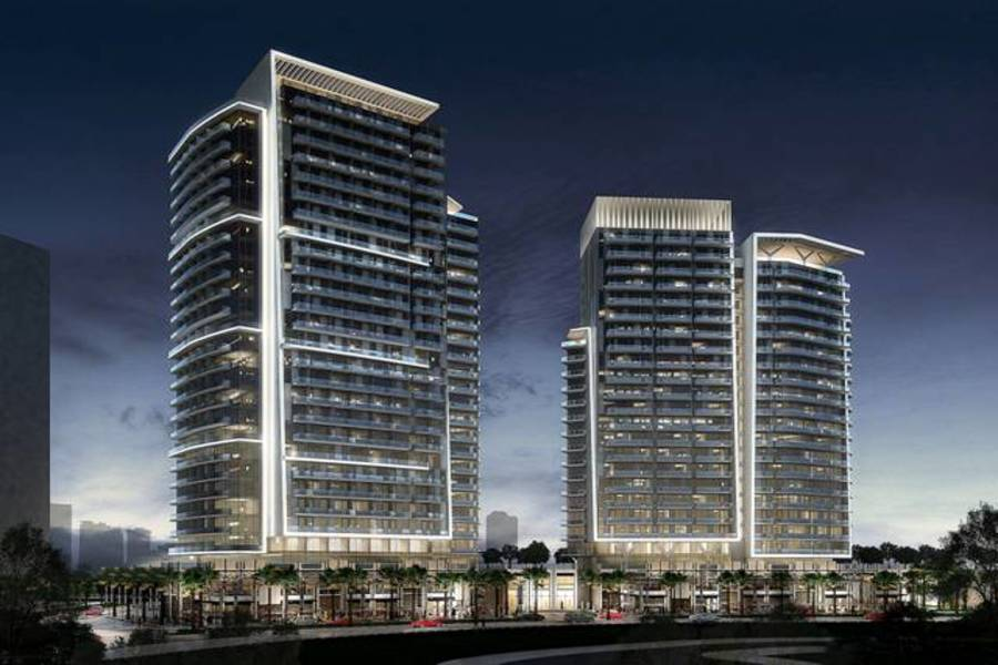 Artesia Apartments at Damac Hills