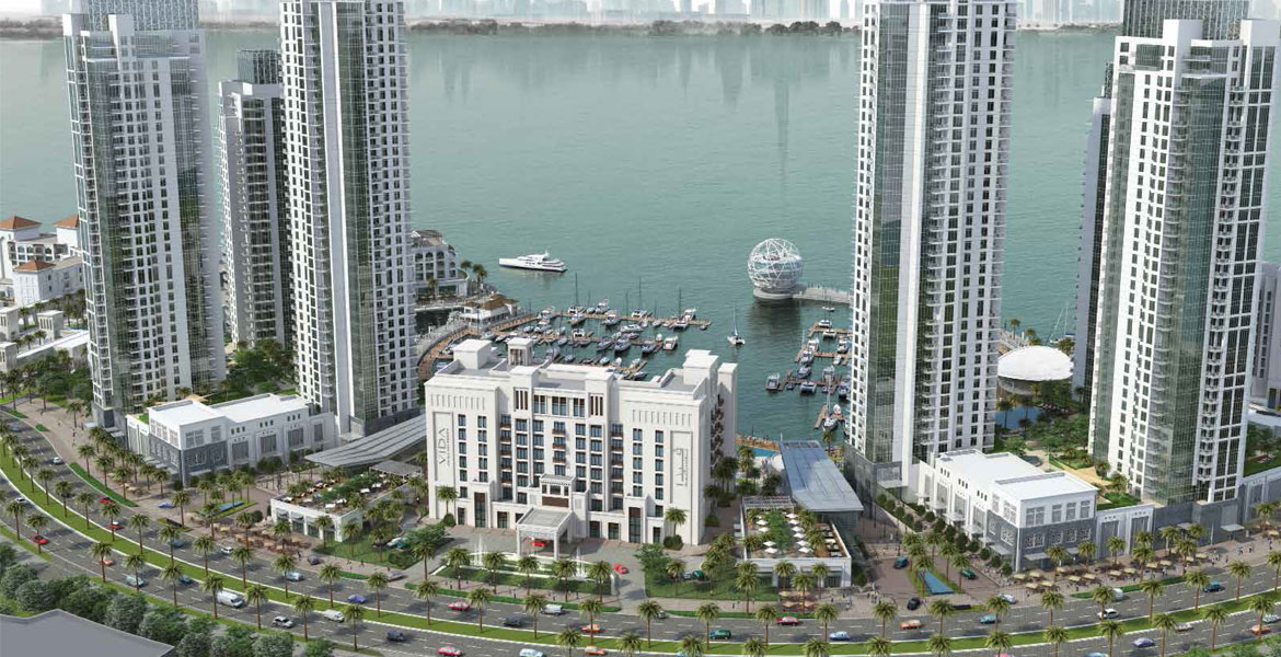 Dubai Creek Residences at Dubai Creek Harbour