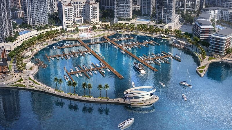Dubai Creek Harbour Bay