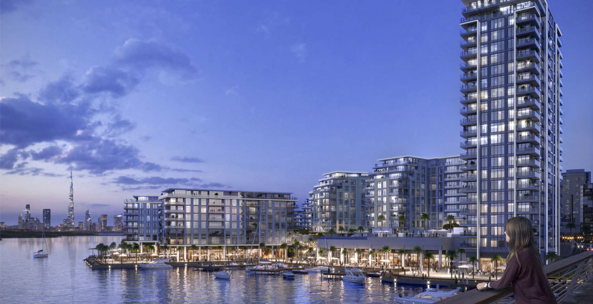 The Cove By Emaar at Dubai Creek Harbour