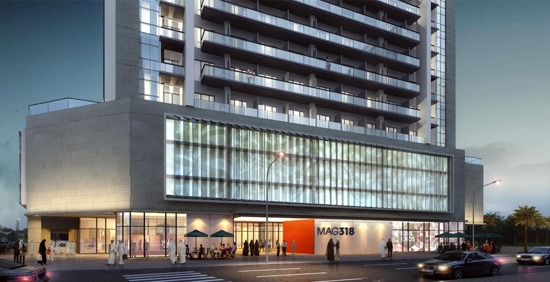MAG 318 Apartments at Business Bay