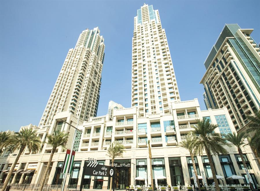 29 Boulevard Apartments at Downtown Dubai