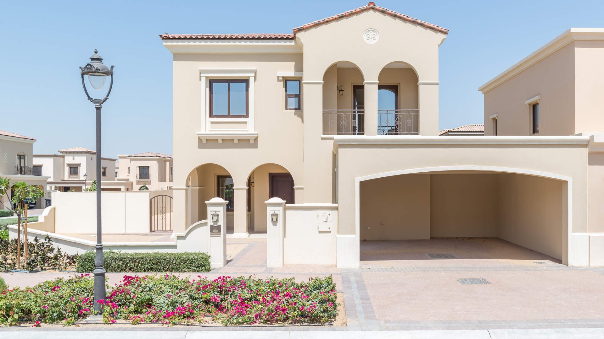 Lila Villas at Arabian Ranches II