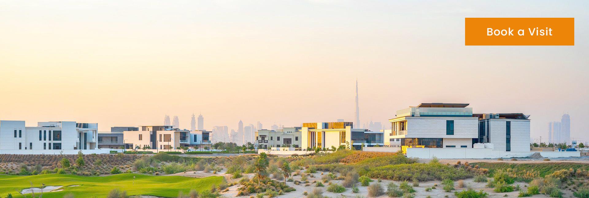 Dubai Hills Book Visit
