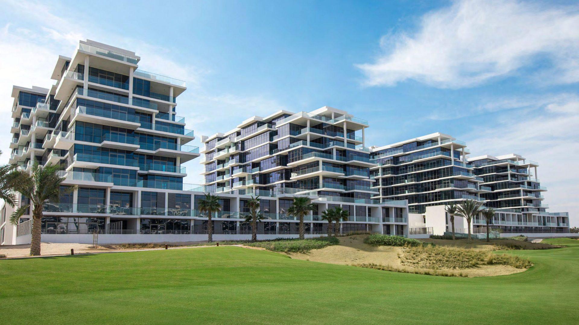 Golf Condominiums & Townhouses at Damac Hills