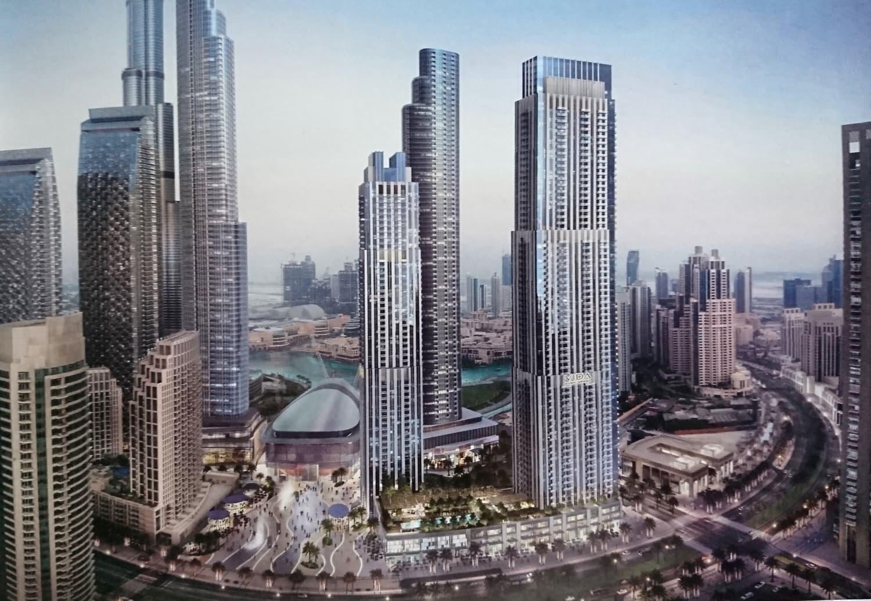 The Address Residences at Dubai Opera