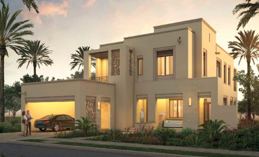 Azalea Villas at Arabian Ranches II