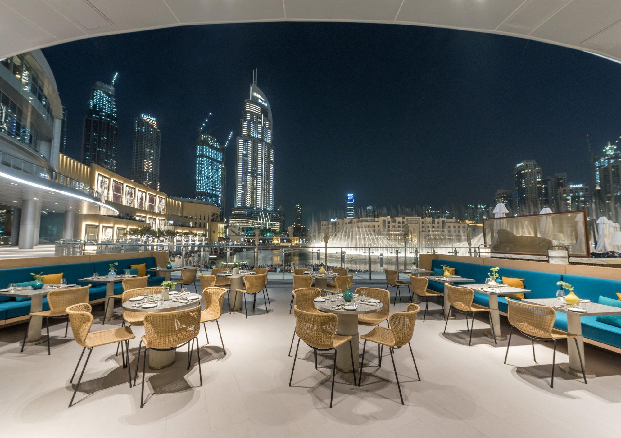 Restaurant in Downtown Dubai