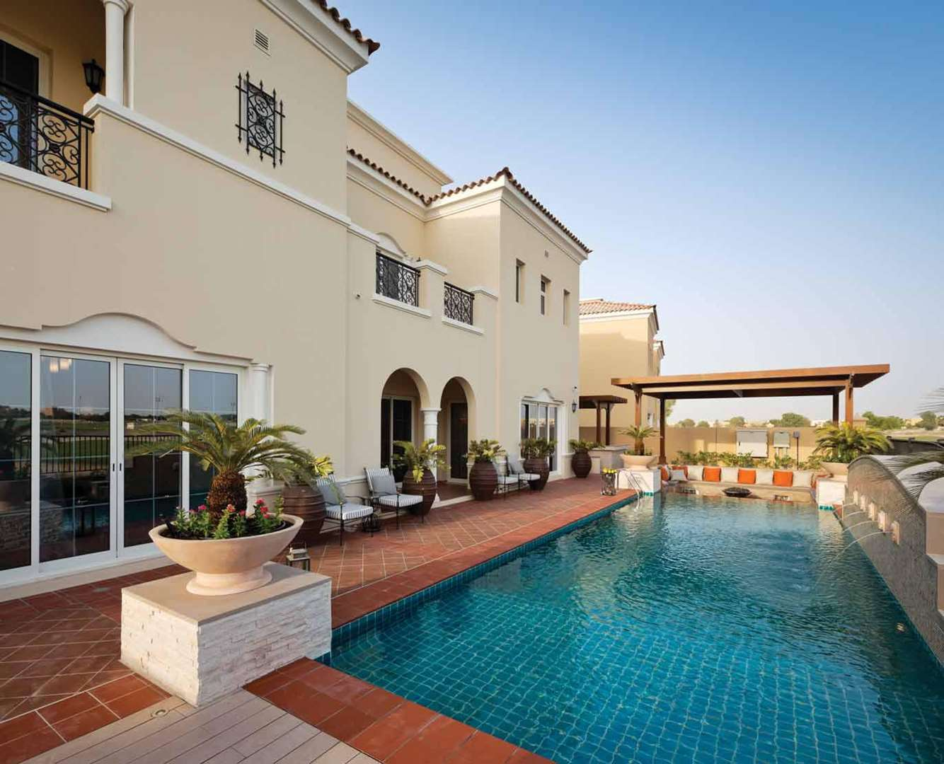 La Avenida 2 Villas at Arabian Ranches