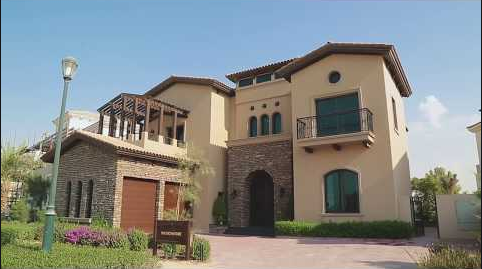 The Signature Villas at Jumeirah Golf Estates