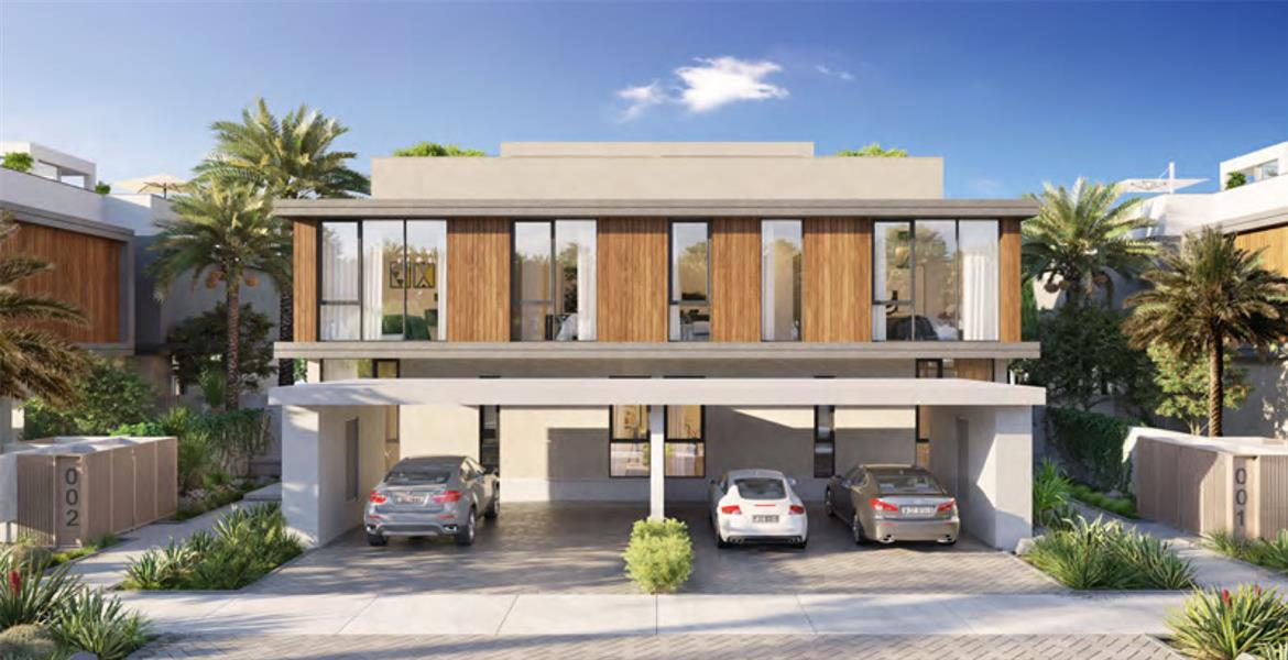 Golf Grove Villas at Dubai Hills Estate