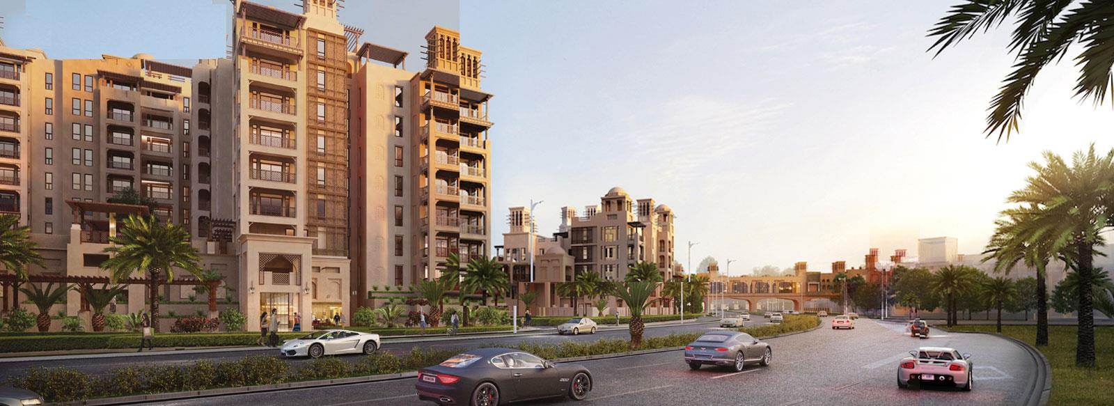 Lamtara Building 3 at Madinat Jumeirah Living