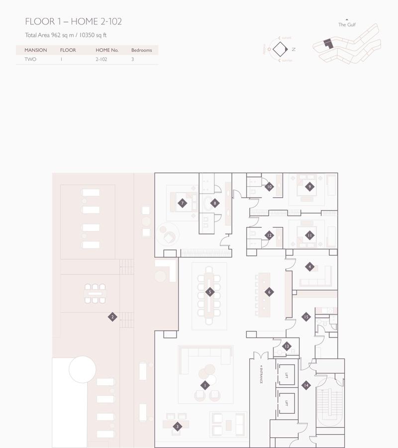 W Residences (Alef Residences)