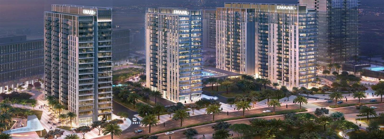 Park Heights 1 at Dubai Hills Estate