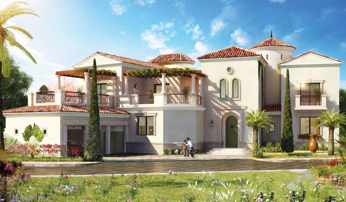 Royal Golf Villas at Jumeirah Golf Estate