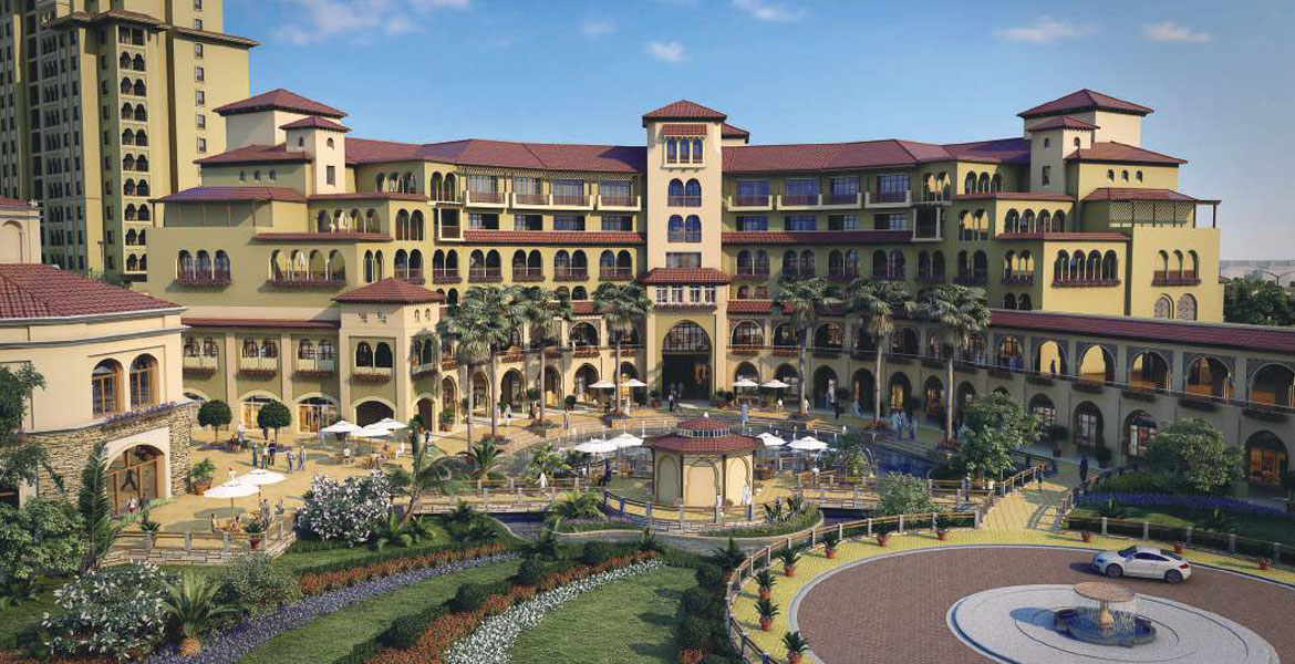 Alandalus Apartments at Jumeirah Golf Estates