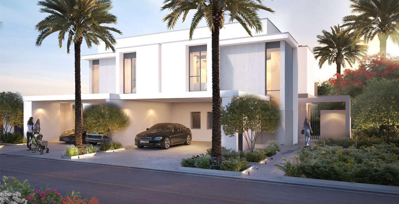 Maple III Townhouses at Dubai Hills Estate