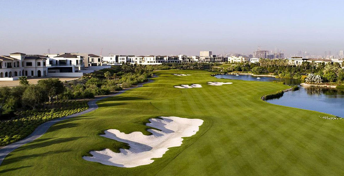 Dubai Hills View Plots