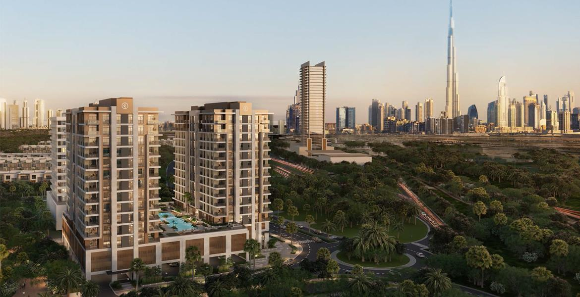Wilton Terraces 1 at Mohammed Bin Rashid City