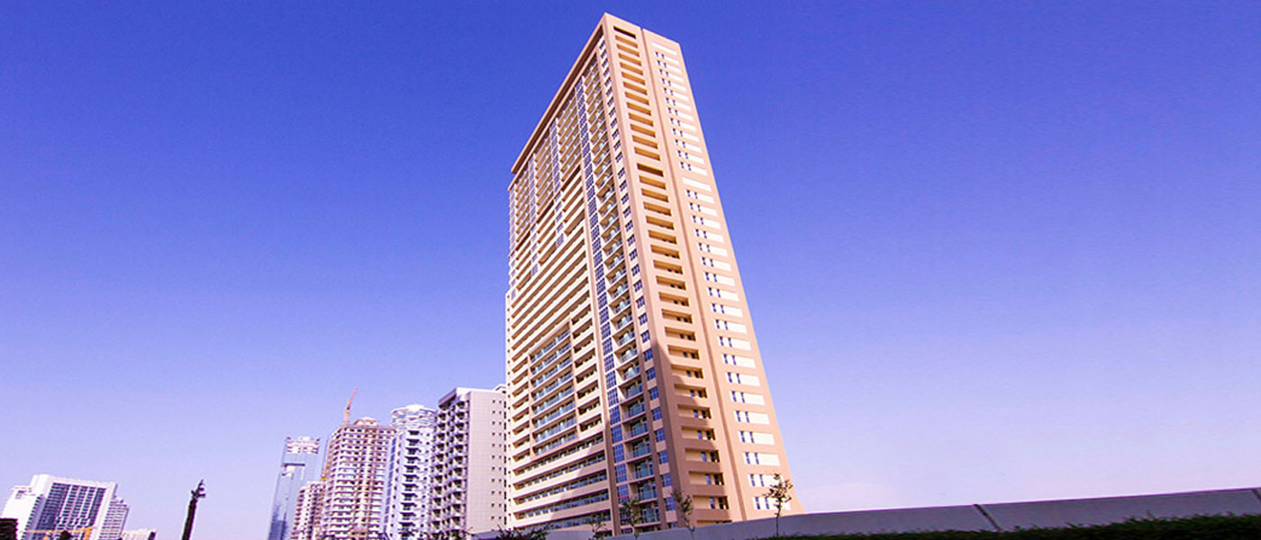 Ghalia Tower at Jumeirah Village Circle