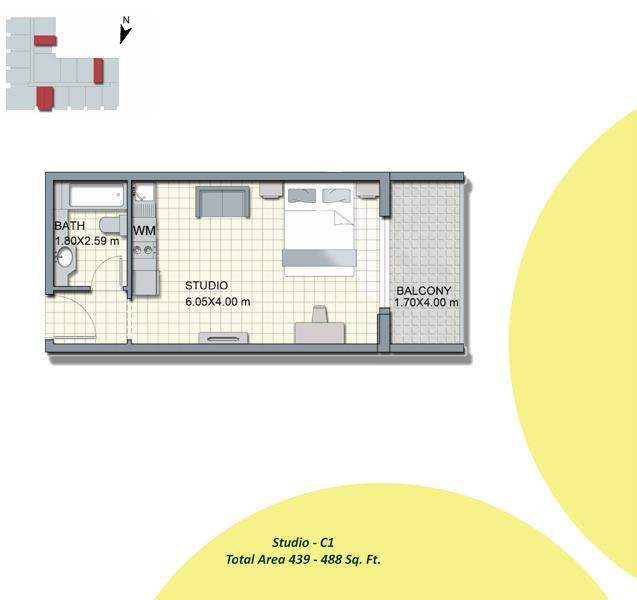 Alcove Residence at Jumeirah Village Circle