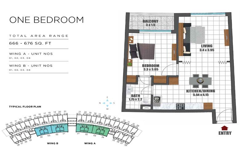 Wavez Residence