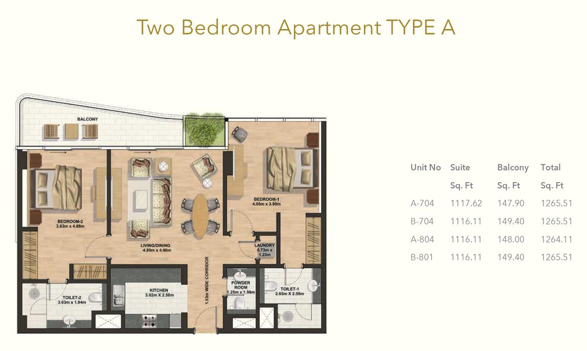 Gemini Splendor Apartments & Townhouses