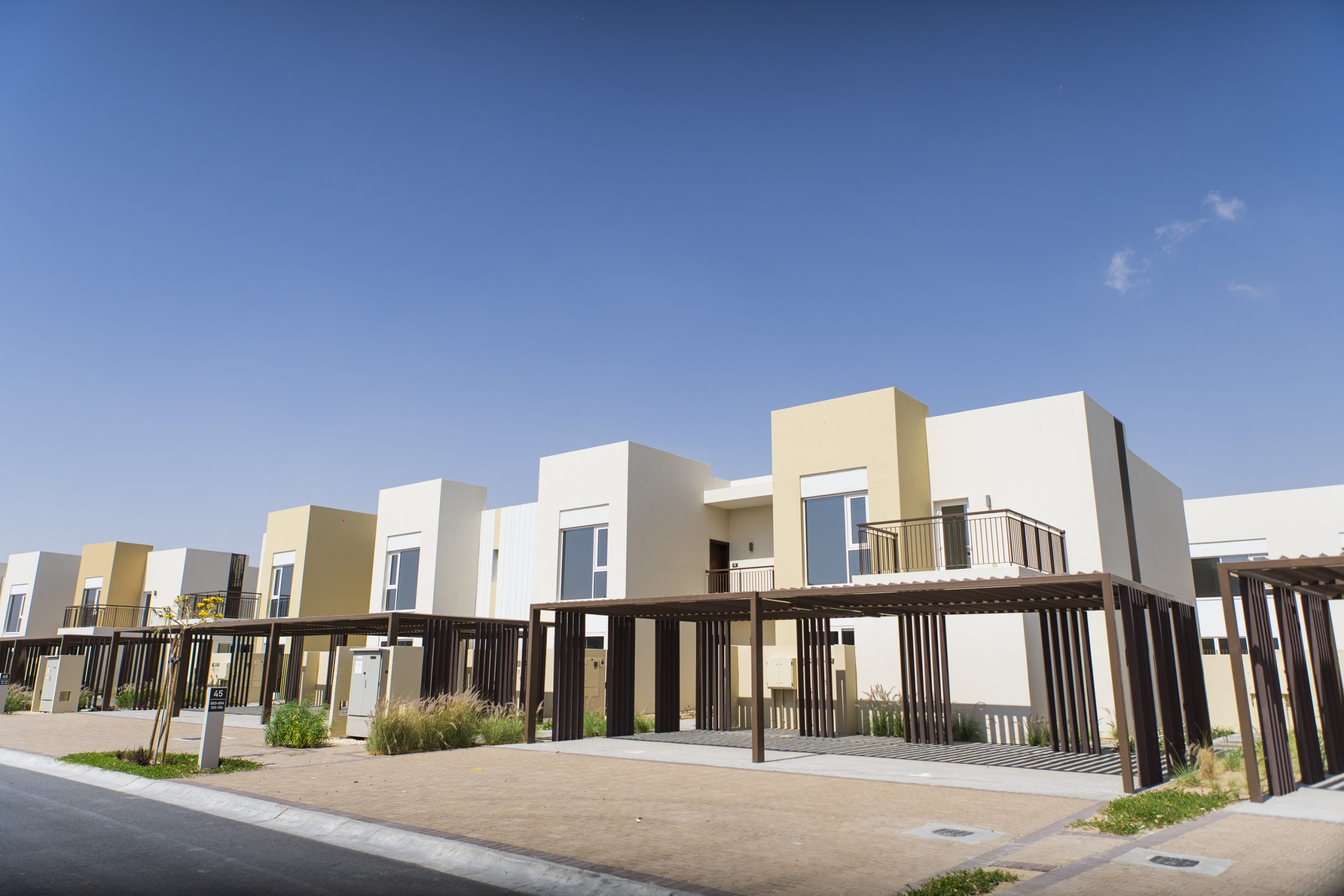 Urbana II Townhomes at Emaar South
