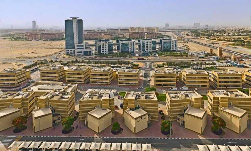Dubai Studio City Master Plan