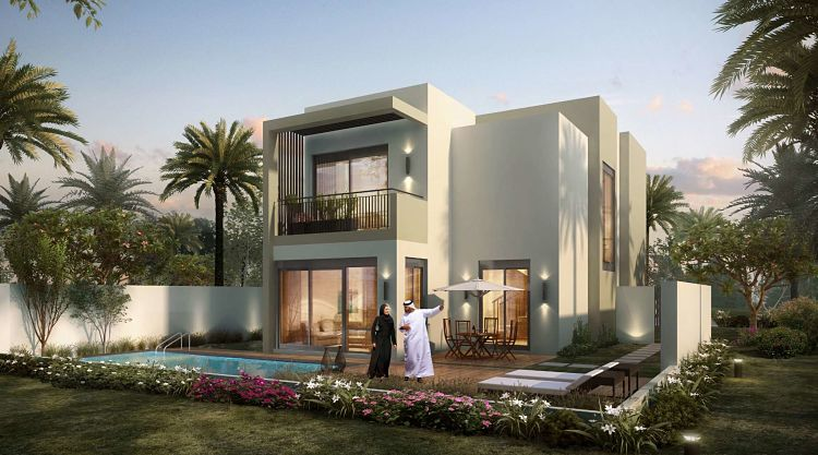 Golf Link Villas at Emaar South