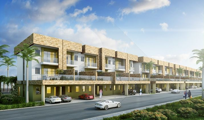 Park Villas at Jumeirah Village Circle