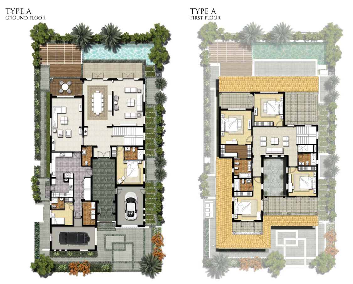 Villas Type A
