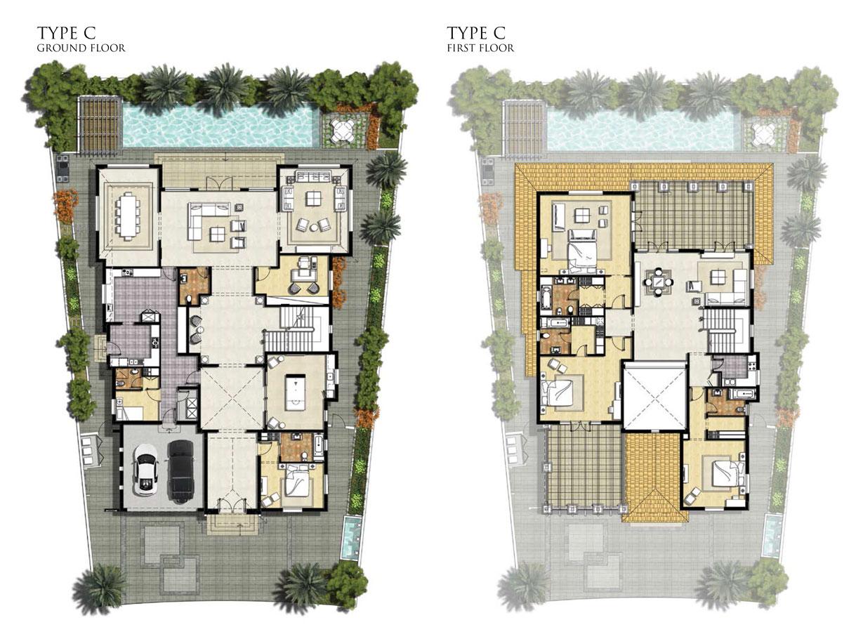Villas Type C