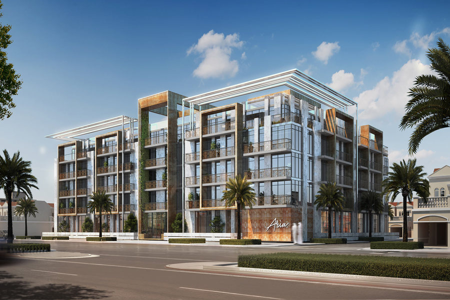 Aria Apartments at Jumeirah Village Circle