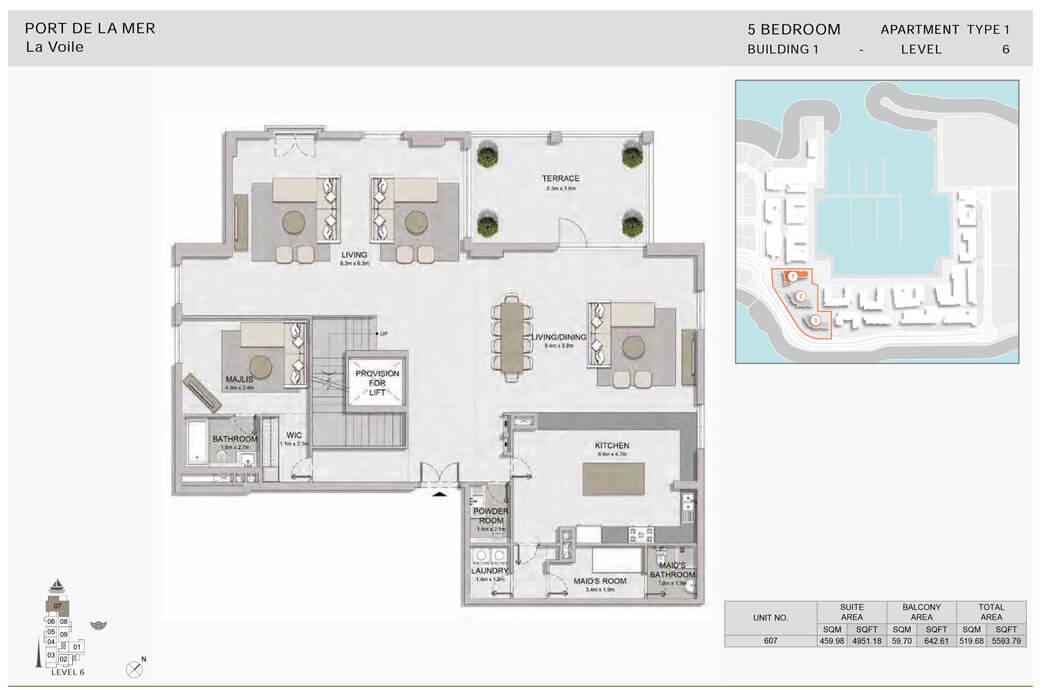La Voile Apartments