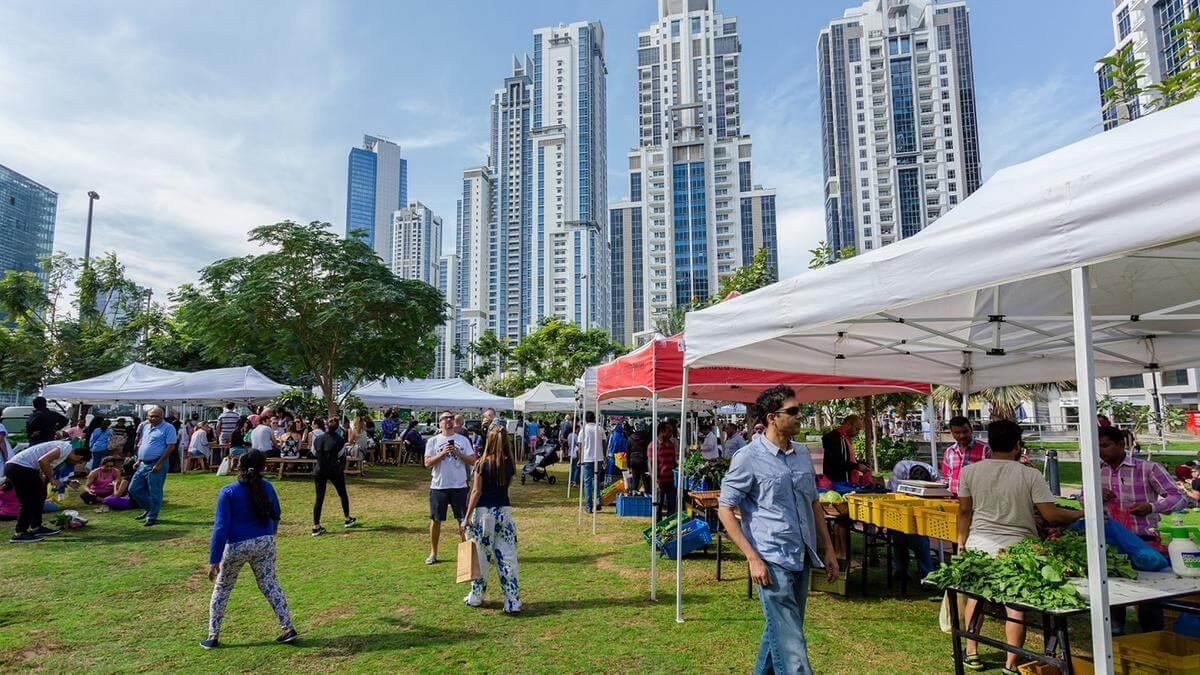 Dubai Flea Market