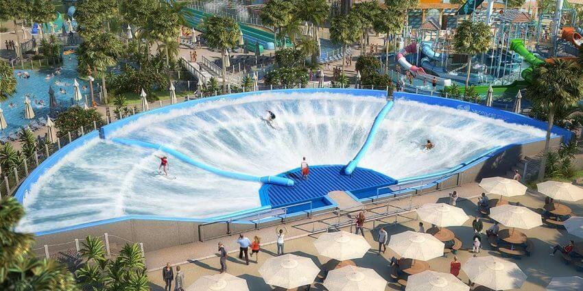 The Wave OZ 2 Laguna Waterpark Dubai