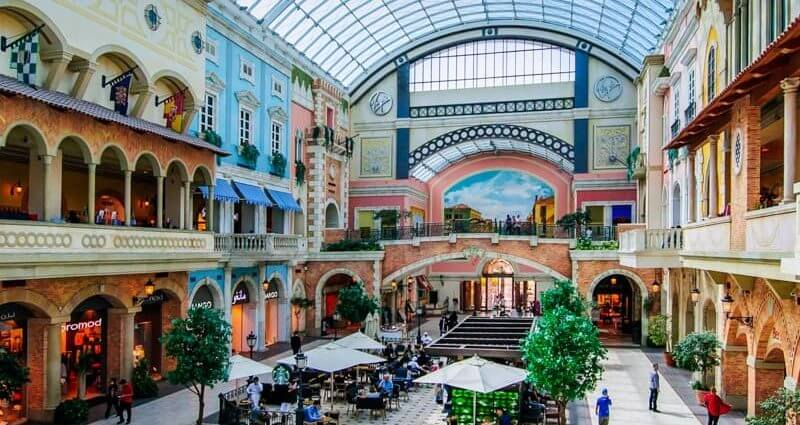 Mercato Dubai Mall