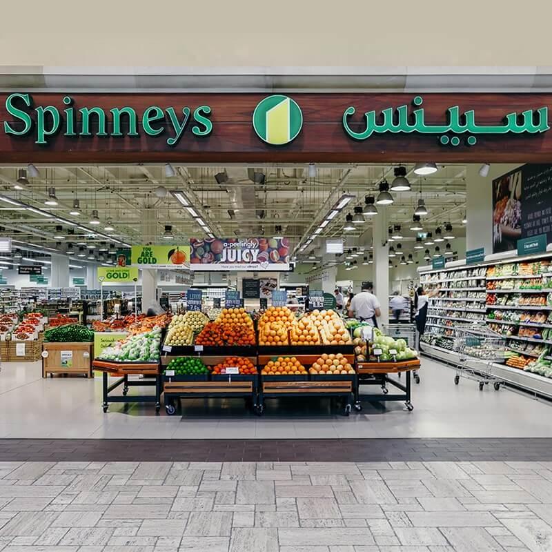 Spinneys at Mercato Dubai Mall