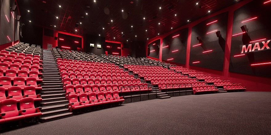 Vox Cinemas in Mercato Dubai Mall