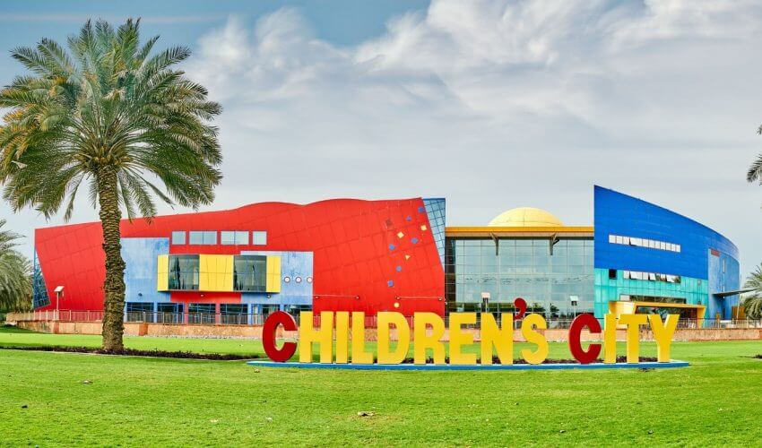 Children's City Dubai