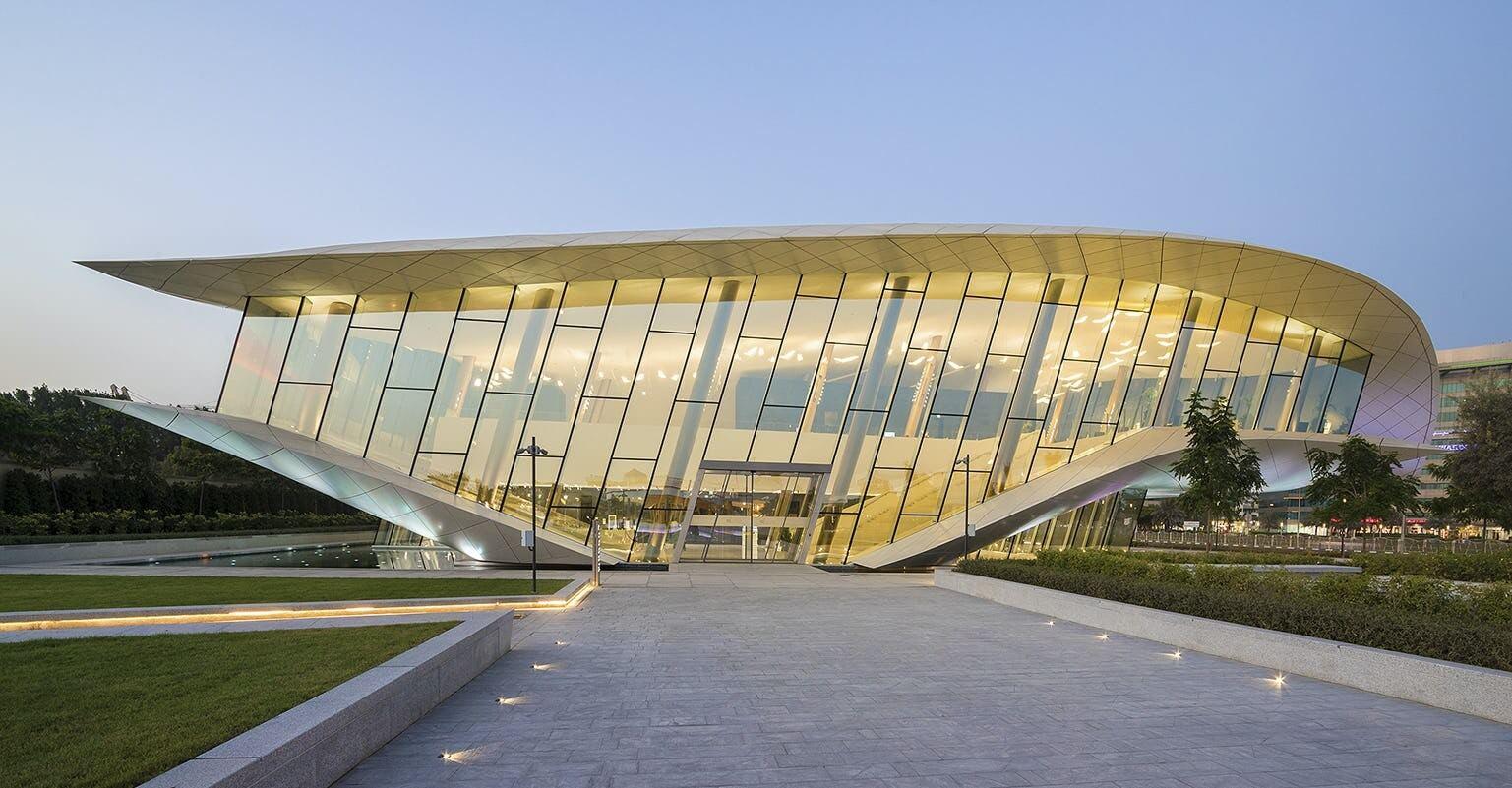 Etihad Museum at Jumeirah