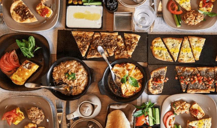 Cuisine in Dubai