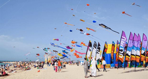Kite Beach Umm al Quwain