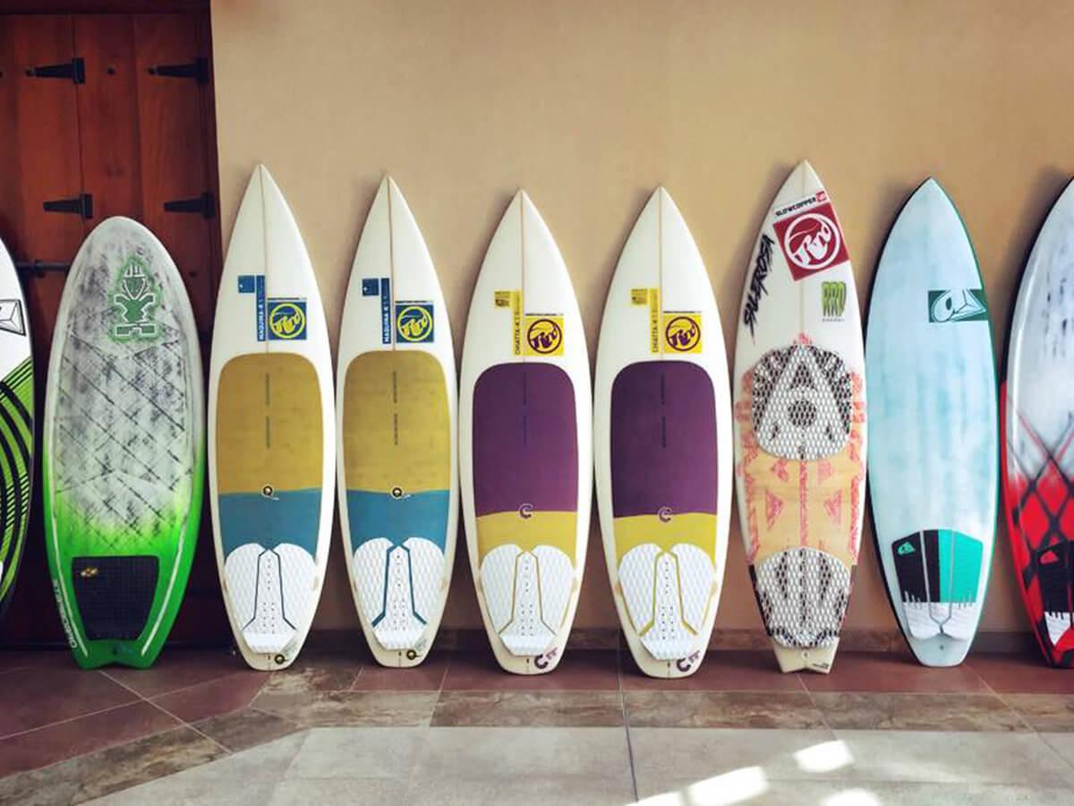 Stand up Paddle Boarding at Kite Beach Umm al Quwain