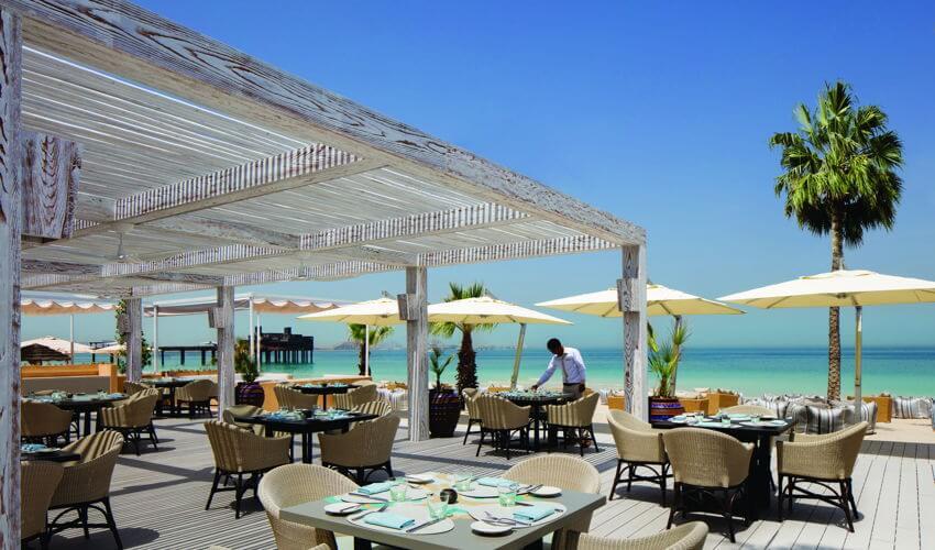 restaurant madinat jumeirah Beach